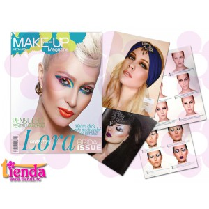 REVISTA MAKE-UP MAGAZINE Nr. 8