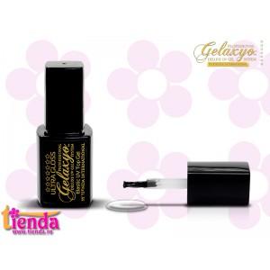 Top Gel Gelaxyo Elastic cu pensulă 12ml