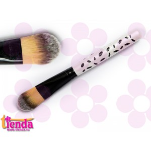 MAKE-UP BRUSH 12 rotundă